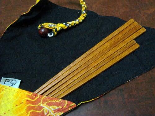 流れゆくままに-竹の箸