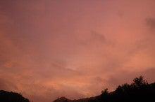 小笠原父島エコツアー情報    エコツーリズムの島        小笠原の旅情報と父島の自然-夕焼け