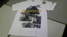 コナミ小島プロダクション公式ウェブログ「コジブロ」Powered by Ameba-Tシャツ