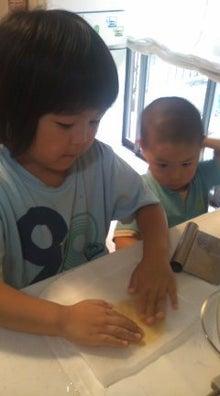 格闘親子と、のほほん母-090922_1442~01.jpg