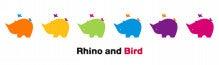 ぽれぽれカエルが雨に鳴く-Rhino