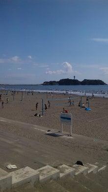 『いつも心は子供でいよう』-江ノ島海岸