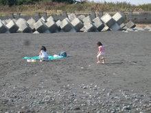 日々 更に駆け引き-砂遊び