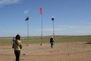 中国大連生活・観光旅行通信**-10シラムレン草原