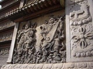 中国大連生活・観光旅行通信**-6五塔寺