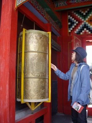 中国大連生活・観光旅行通信**-5五塔寺