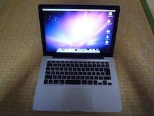 焼津のまぐろぶ-Macbook
