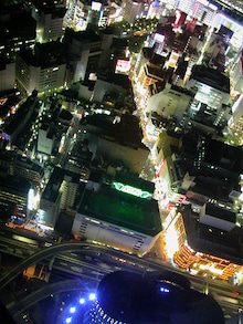 続 東京百景(BETA version)-#070 60階からの夜景II~東池袋一丁目