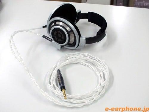 イヤホン・ヘッドホン専門店「e☆イヤホン」のBlog-HD800リケーブルALO_2