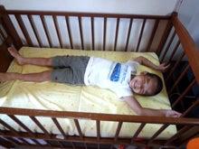 こんな毎日送ってます-赤ちゃんのベッド