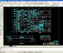 割付図の作成(AutoCAD)