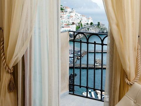【彼女の恋した南イタリア】 ~ diario-GrandHotel Convento di Amalfi 04