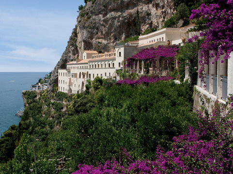 【彼女の恋した南イタリア】 ~ diario-GrandHotel Convento di Amalfi 01