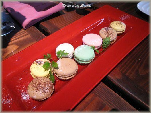 ハンバーガー ログブック ☆ Hamburger Log Book-'09/09 マカロン