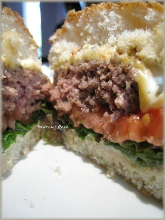 ハンバーガー ログブック ☆ Hamburger Log Book-'09/09 イタリアンスタイルバーガー