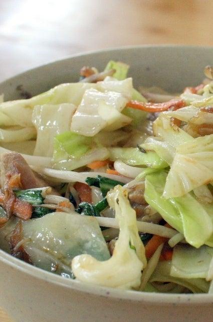 にっき-肉野菜そば