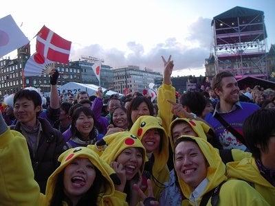 オリンピックを東京に呼ぼう★Blog