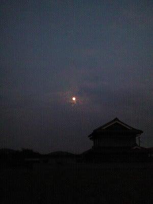 オカヤマのフィールドノート-2009仲秋の月
