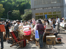 ごみゼロ日記 静岡-ゴミゼロフェスタ大成功