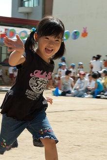 Grumpy Monkey(不機嫌なおさるさん)の観察日記-sports day gm