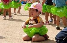 Grumpy Monkey(不機嫌なおさるさん)の観察日記-sports day mini3