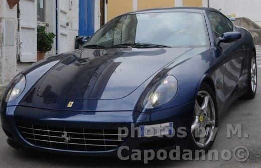 【彼女の恋した南イタリア】 ~ diario-Positano Ferrari blu 1