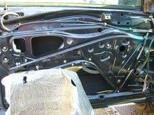 $ベンツトラブルナビゲーター | ~ベンツ修理,相談室~-W124ドア内張り