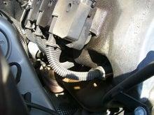 $ベンツトラブルナビゲーター | ~ベンツ修理,相談室~-W210 オイル漏れ
