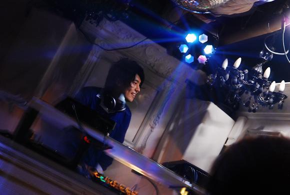 神泉で働くマジシャンのblog-DJ オッポレ