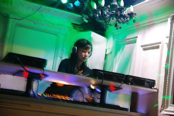 神泉で働くマジシャンのblog-DJ ノジコ
