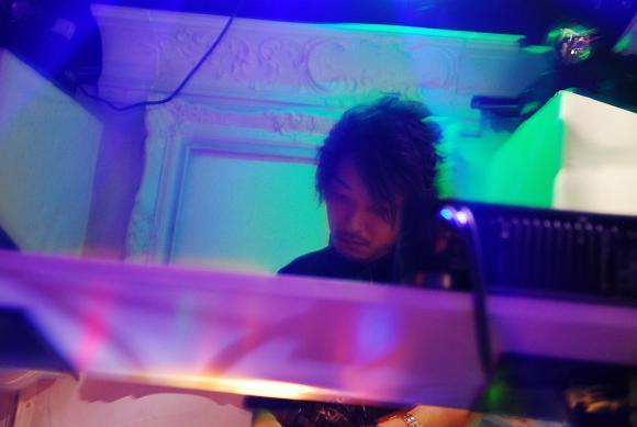 神泉で働くマジシャンのblog-DJ ホンマ