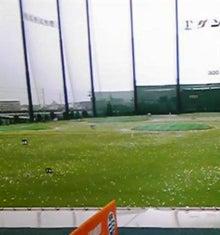 プロシスタで働く女子社員奮闘記-ゴルフ練習