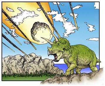 川崎悟司 オフィシャルブログ 古世界の住人 Powered by Ameba-チチュルブ隕石落下