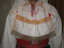$北欧からコンニチワ-民族衣装4
