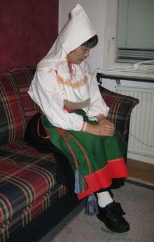$北欧からコンニチワ-民族衣装5