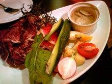 カルマンギアのある生活-鎌倉野菜のバーニャカウダ