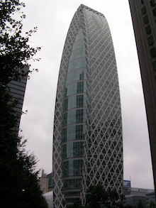 カルマンギアのある生活-コクーンタワー