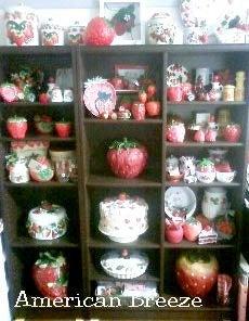 お客様のイチゴ ストロベリー雑貨コレクション | American Breeze ...