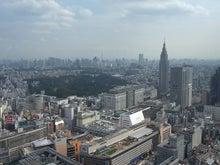 続 東京百景(BETA version)-#077 新宿駅、新宿御苑、そして千代田区