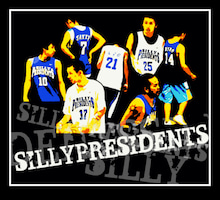 SILLY PRESIDENTS official-blog