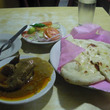 インドで食べた美味し…