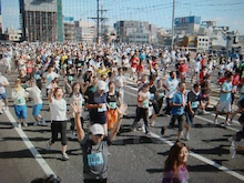 マルチの雑記帳-マラソン