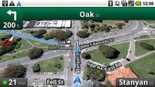 もうひとつの場所と自分-Google Maps Navigation