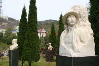 中国大連生活・観光旅行通信**-9大連 英雄記念公園