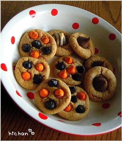 ++かわぃくておいしぃ++-ハロウィンクッキー