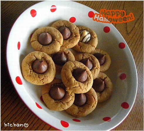 ++かわぃくておいしぃ++-ハロウィンクッキー2