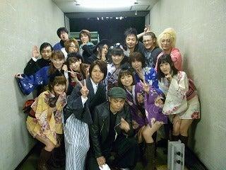 新谷良子オフィシャルblog 「はぴすま☆だいありー♪」 Powered by Ameba-勢揃い!