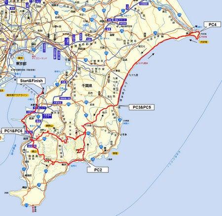 Audax Japan Chiba-BRM515chiba400