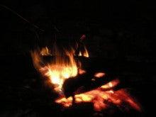 関西蛍雪山岳会のページ-焚火