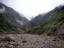 関西蛍雪山岳会のページ-金作カール対岸のテント場